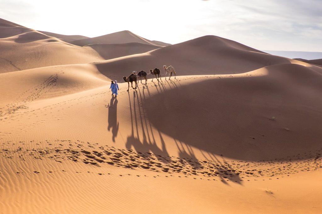 dunas de Chegaga