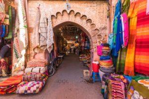 Marrakesh zoco